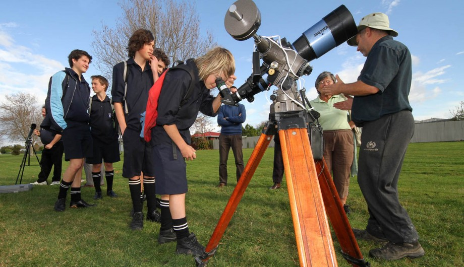 HB Astro Solar Viewing